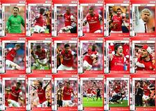 Arsenal 2014 FA Cup winners football trading cards