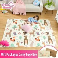 Baby Play Mat Xpe Puzzle Children's Play Mats Baby Gyms Crawling Pad Folding Mat