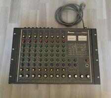 Ibanez RM 80 analógica 8 Mezclador de canales vintage analógica del Mezclador de rack console (rm80)