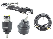 NEW Ultraflex Uflex Hydrualic Boat Steering System Kit Outboard Engines to 300HP