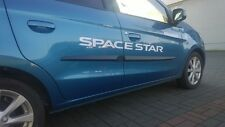 Mitsubishi SPACE STAR Side Protection Mouldings / Door Protector /Rubbing Strips