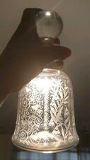Carafe en cristal modèle Argentina signé Baccarat pour Rocher Frères