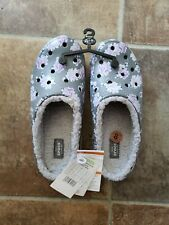 Crocs Freesail Printed Lined Women Clog Floral Size 8 Floral Dual Comfort NEW
