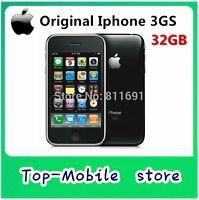 Apple iPhone 3GS - 32 GB - White (Unlocked) Smartphone