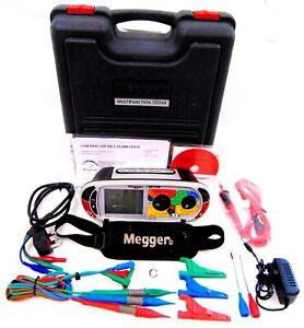 MEGGER MFT1730 Multifunction Installation Tester *Calibrated until 30-06-2022*