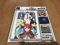 Playstation 2 PS2 Sakura Wars 4 Limited Memory Card,Case,Seals & Voise BOX HORI