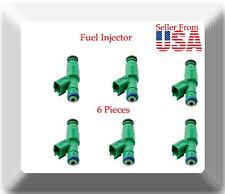 6 Kits Fuel Injector 280156007 Fits:Town & Country Voyager Caravan Grand Caravan