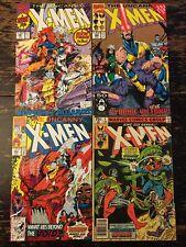 Uncanny X-Men #280, 281, 284, 4 (Marvel) Free Combine Shipping