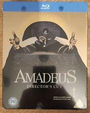 Amadeus Zavvi (UK) Exclusive Steelbook Blu-Ray NEW&SEALED!!!