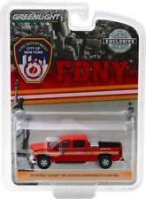 Greenlight Hobby Exclusive 2015 Chevrolet Silverado FDNY Fire Department