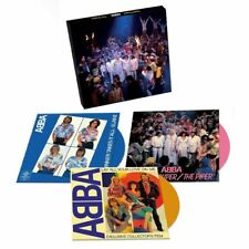"Abba - Super Trouper - Limited Edition 3 x Coloured 7"" Vinyl Box Set -"
