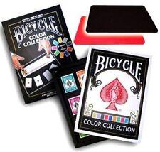 Bicycle Color Collection - 9 Decks & 2 Mats - Magic Tricks