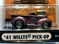 ACTION Muscle Machines 1941 Willys Pickup   -- 41 WILLYS BLOWER  1/64