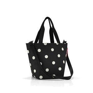 reisenthel shopper XS Tasche Einkaufstasche Shopper Minitasche Mixed Dots 4 L