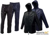 Unisex Regatta Stormbreak Waterproof Rain Suit | Jacket & Trouser | Taped Seams