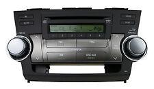 OEM Toyota Highlander 6-Disc CD Player Stereo Radio 2008-2012 Changer Mechanism