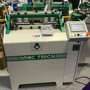 New Omec 750 CN Dovetailer   **19,050.00 + Vat**