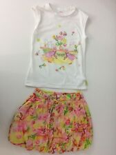 OILILY Outfit Set Skirt & Short Sleeve Top Age 10 Years Size 140