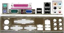ATX Blende I/O shield MSI 945P 965P K8N K8T K9MM io#67 backplate bracket new