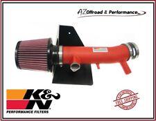 K&N 69 Series Red Typhoon Air Intake System 00-05 VW Golf & VW Bora V5 & V6