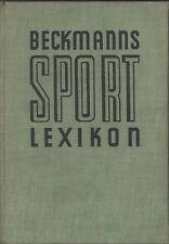 Beckmanns  Sport Lexikon A-Z