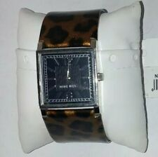 NINE WEST WOMENS WATCH WHITOUT BOX NW/1007BKBN