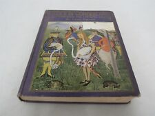 Vintage 1926 Alice In Wonderland & Through The Looking Glass Hardcover