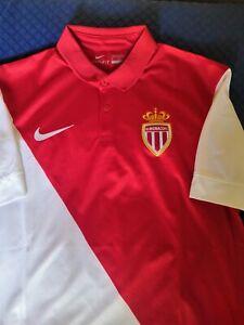 Maglie da calcio di squadre francesi AS monaco   Acquisti Online ...