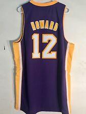 Adidas Swingman NBA Jersey Lakers Dwight Howard Purple sz L