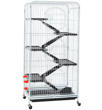 Large Ferret Cage Chinchilla Rabbit Hamster Squirrels Guinea Pig Small Pets Home