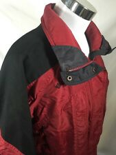 Womens Columbia Whammy Maroon Ski Jacket Small S