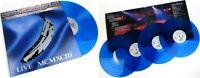 The Velvet Underground - Live MCMXCIII New Blue Vinyl 4 Lp RSD Black Friday 2014