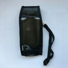 SONY ERICSSON P800 BLACK CASE WITH BELT CLIP