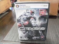 Crisis for Windows PC 2007