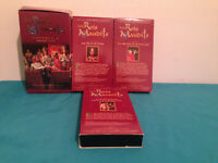 Les rois maudits : Coffret 1 episode 1-2-3 VHS tape & sleeve FRENCH