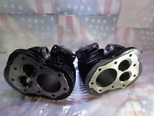 "Harley-Davidson Flathead UL ULH 13 Fin Sidevalve Cylinder 74"" & 80"""
