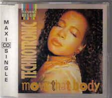Technotronic-Move That Body cd maxi single
