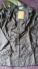 BNWT Pure Silk Paul simon mink silk blouse