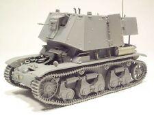 Brach Model 1/35 Befehlsfahrzeug auf PzKpfw 35R(f) Full Resin kit