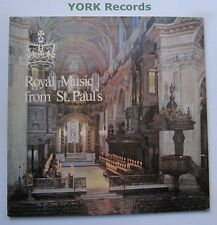RSP 7010 - ROYAL MUSIC FROM ST PAUL'S - St Paul's Cathedral Choir - Ex LP Record
