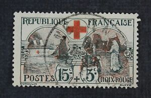 CKStamps: France Stamps Collection Scott#B11 Used