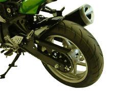 Parafanghi posteriore nero per moto Kawasaki