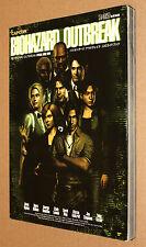 Residente Evil Biohazard outbreak japonés Guide solución libro 21x15cm/287 páginas