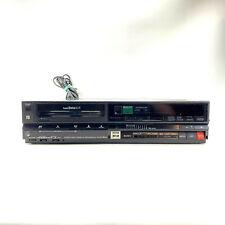 Sony Sl-Hf400 Betamax Super Beta Hi-Fi Vcr No Remote Beta Player Vintage Rare