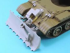 Legend 1/35 BTU-55 Dozer Blade Set for Russian T-55 Series Tanks [w/PE] LF1313