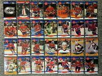 Montreal Canadiens Hockey Card Lot *Team Sets* Rookies *Stars* Autograph*