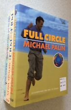 x3 Michael Palin Books. Full Circle, Pole to Pole, Around the World in 80 Days.