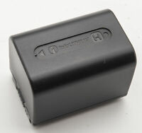 Original genuine Sony NP-FH60 NP FH 60 Akku Accu Battery Batterie Li-ion