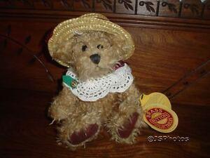 Pickford Bears 1997 Brass Button Rosie Bear of Joy