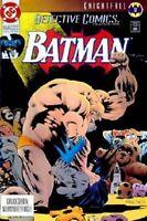 Detective Comics #659 #660  #661 #662 #663 #664 Knightfall NM/M New (2 ea.)